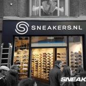 Sneakers Nederland- drukwerk voor alle filialen in Nederland